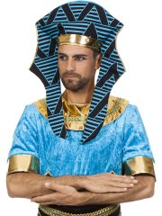 Coiffe Pharaon Egyptien