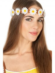 Bande de Cheveux Hippie Daisy