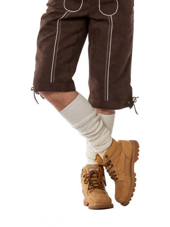 Chaussettes Tyrol Tradition Beige