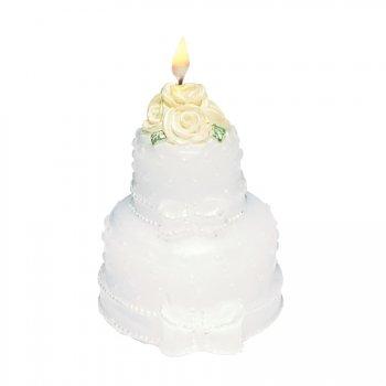 Bougie Gâteau de mariage