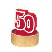 5 bougies âge