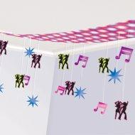 Décoration plafond Disco