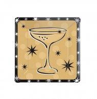 8 petites assiettes Cheers !