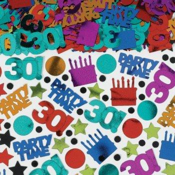 """Confettis Anniversaire """"30 ans!"""""""