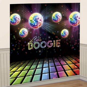 Affiche murale Disco Fever 70 s