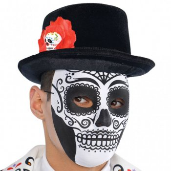 Chapeau Jour des Morts - Homme