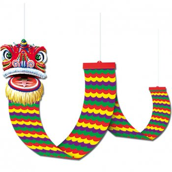 Guirlande Dragon Chinois
