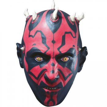 Masque de Darth Maul 3/4 (Star wars)