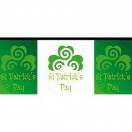 Guirlande à fanions St Patrick