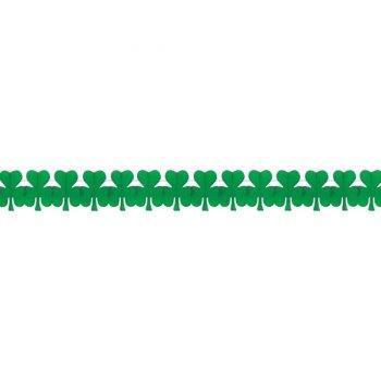 Guirlande de trèfles St Patrick