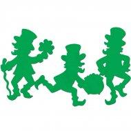 Set 3 décors lutins de la St Patrick