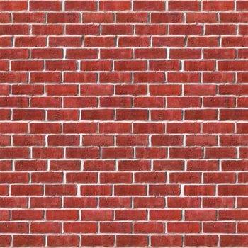 Décor XXL de mur en briques