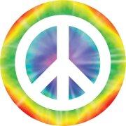 Décor carton Peace & Love