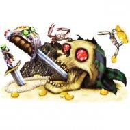 Décors trésor maudit