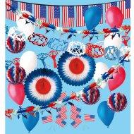 Kit de décoration USA