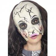 Masque Poupée Abîmée (Halloween Doll)