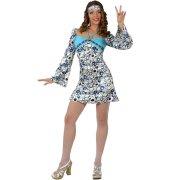 Déguisement de Hippie Pop Femme
