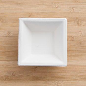 Bols Fibre Karo carrés 16 cm