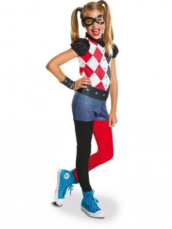 Déguisement Harley Quinn - DC Super Hero Girls