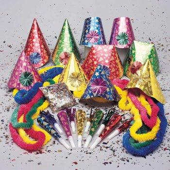 Kit Nouvel An Multicolore