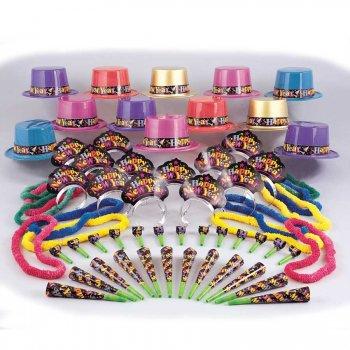 Maxi Kit Nouvel An Multicolore